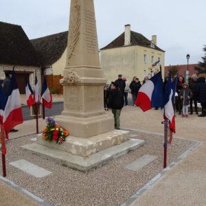Commémoration de la Guerre d'Algérie – 5 Décembre