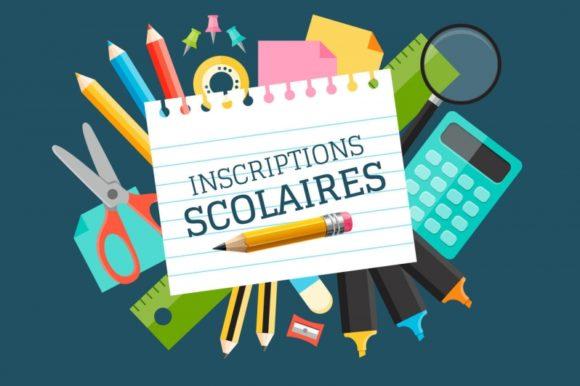 Inscription à l'école – Rentrée 2021
