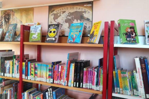 Reprise des rencontres bibliothèque – école