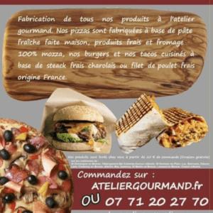 Ouverture de «L'Atelier Gourmand»