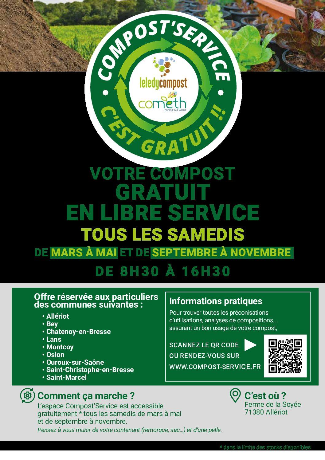Compost' Service